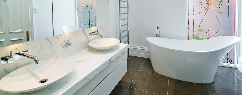 умный дом в ванной и туалете