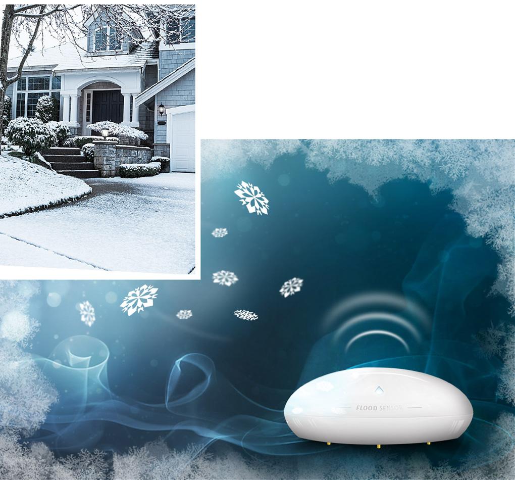 защита против замерзания