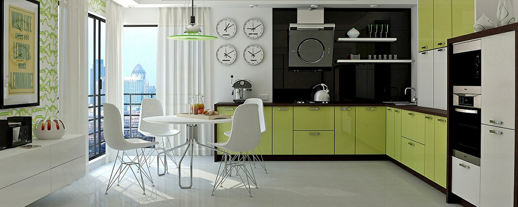 умный дом на кухне
