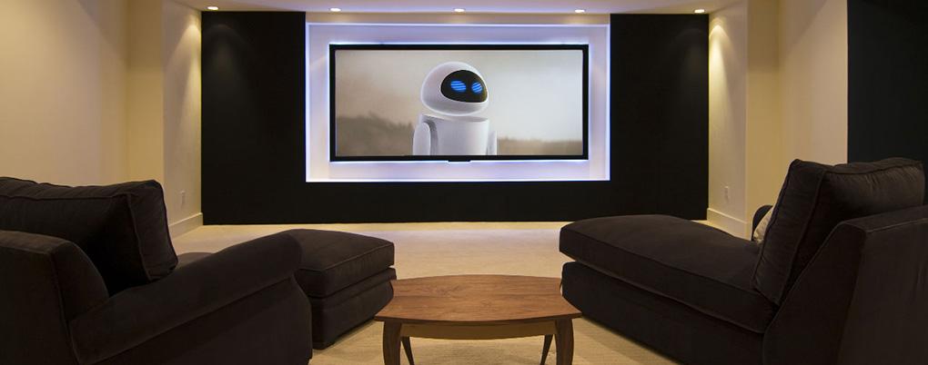 умный дом в домашнем кинотеатре